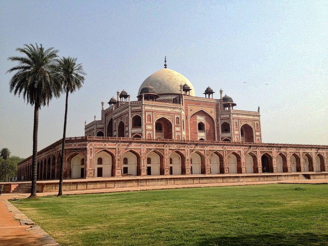 charbagh garden grounds