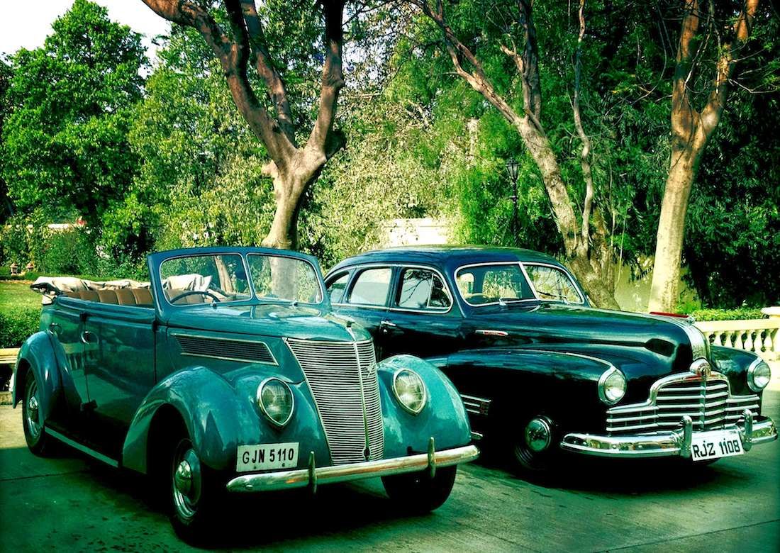 rambagh palace cars